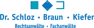 Sozietät Schloz Braun Kiefer Logo