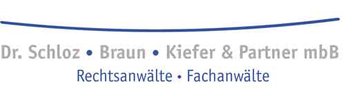 Dr. Schloz Braun Kiefer & Partner mbB Logo
